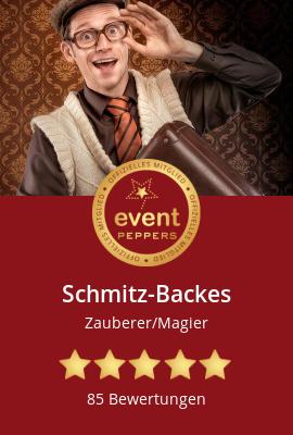 Eventpeppers-Bewertungen von Schmitz-Backes