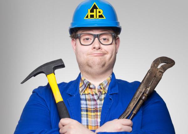 Kai macht Handwerker-Comedy